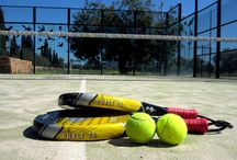 Tennis & Padel / Play #tennis or #padel at #Sonjulia on our private courts