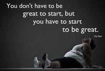 Get fit!  / by Keshlei Bridges