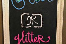 Gender Reveal Party / by Melissa Cap