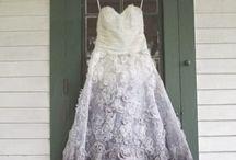 Ombré Wedding Dress Inspiration