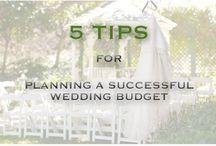 Alot of wedding budget ideas