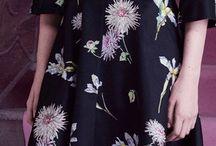 Virág divat