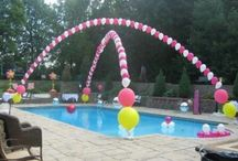 Birthdays / Balloon decorating for birthdays