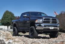 2015 Dodge TGC Suspension Kit Build / by Top Gun Customz