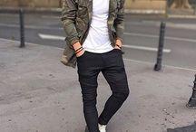 Man fashion / Man fashion