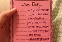 baby showers / Ideas