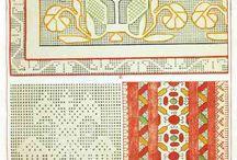 дудлинг и зентангл - новый орнамент