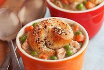 soup / Hot or cold. Soup is always a winner