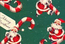 Vintage Christmas Kerst