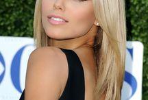 Cosmetics / Makeup that enhances the eyes, lips, brows, etc.