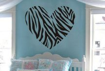 Lily's new bedroom space ideas  / by T Siegner