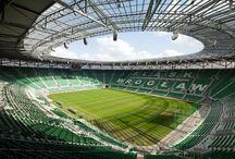 football stadiums / stadiums | Poland © Piotr Krajewski pkrajewski.pl