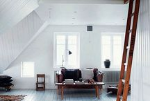 Attic, Loft, Hems ideas / Use all your space