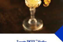 REFRESHING SUMMER / Whether you're poolside, on a rooftop, hosting a barbecue or at the beach, find the perfect refreshing SKYY Vodka and SKYY Infusions cocktail recipes to cool down outdoors.