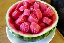 Melonen Eis