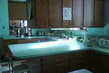 Formica Counters - project