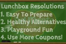 LunchBox Resolution / Easy Lunchbox Resolution Checklist #NewYear #LunchBoxResolution #Spon http://bit.ly/1ZCu9mJ