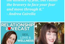 Relationship Lovecast / Welcome to Relationship Lovecast by True Potential Counseling with your host Andrea Cairella, LPC.  The weekly webshow and podcast that explores relationships and wellness featuring in depth interviews with acclaimed authors, mental health professionals, wellness experts, health influencers and spiritual leaders so that you can create a relationship and life you love.