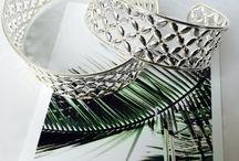 Bracelets / Venez découvrir dans cette galerie des idées de compositions de bracelets en Argent, en Or, avec des pierres précieuses, des diamants,... #or #argent #terredebijoux #compositionsbracelets