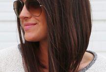 Hair style - mid length