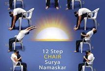 stoel yoga
