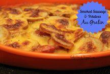 Recipes - One potato, two potatoes
