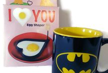 BATMAN MUG SET