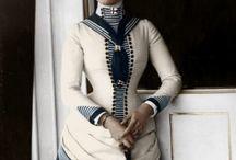 Жен костюм 1880
