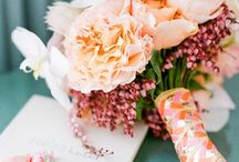 Trending colours this wedding season: Orange, peach and coral