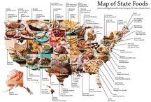 UK & USA cuisine