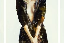 black dress Gabriela Hezner /  little Black dress - designer Gabriela Hezner   fot. Studo moment one  model-Paris/ ECmanagement