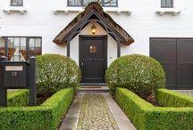 Huis: Voordeur