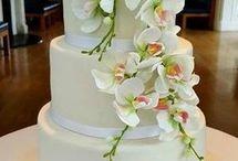 WeddingCake orchids