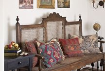 furnishings rustic