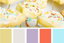 Color Inspiration / by Michelle Huegel