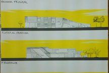 Parque biblioteca / Proyecto académico sobre diseño de interiores/ equipamiento de alta complejidad