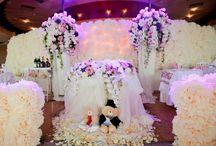 Свадебные аксессуары и декор