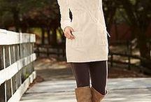 Fall/winter attire
