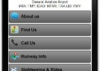 Examples / Example mobile websites / by SiteOnMobi Mobile Websites