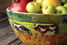 Italian Dinnerware   / Browse through some of the gorgeous Italian dinnerware offered at la Terrine in NYC. / by la Terrine
