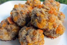 Recipes: appetizers and finger foods