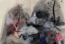 Betsy Walton / painter, illustrator, extraudinaire