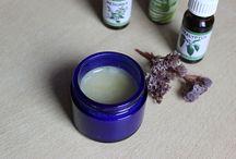 domácí kosmetika a léčení