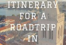 Where to Road Trip Next? / Ideas and inspiration for where to take our next big road trip.