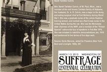 Suffrage Women You Should Know