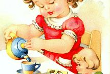 Children's Illustrations and Images / Modern or vintage they are absolutely gorgeous!