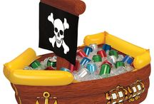 Pirate party ideas 4 Kingsley :)