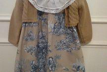 El armario de Lenush / La ropa que una abuela crea para su nieta.