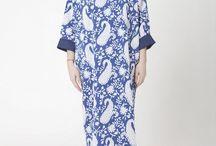 Dress Blockprint / dress, cotton, blockprint, summer, milk style