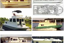 boat houses  and boating